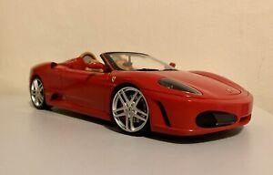 Hot Wheels Ferrari F430 Spider 1:18