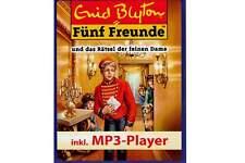 FÜNF FREUNDE Hörspiel als MP3 Speicherkarte MP3-Player Kopfhörer Hör Spiel Buch