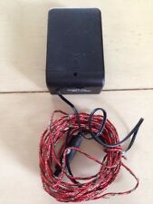 Red Light up Micro Light Strand Battery Op Timer Function New