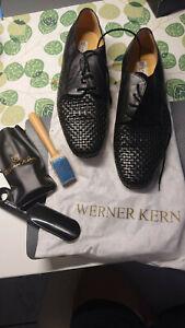 Tanzschuhe (Salsa) Männer 44 Werner Kern. Sehr guter Zustand wie neu.