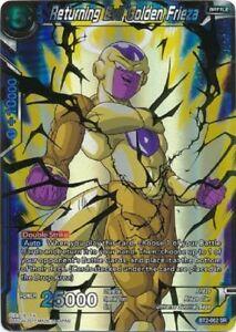 Dragon Ball Super TCG Returning Evil Golden Frieza - BT2-062 - Super Rare