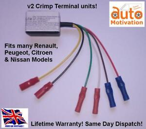 "Renault Megane Electric Window Module Unit ECU Replacement ""Crimp Terminals"""