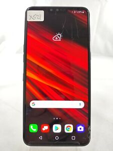 LG V50 ThinQ 5G LM-V450 128GB Verizon AT&T GSM Unlocked Smartphone Black X521