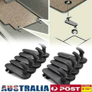 CAR FLOOR MAT CLIPS FIXING FOR LEXUS RX ES IS TOYOTA HOOKS CARPET CLIPS RETAINER