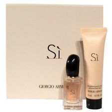 Mini Gift Set Giorgio Armani Code Si 7ml EDP & Body Lotion 30ml Woman Perfume