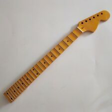 24 fret stratocaster Scalloped Maple Neck guitar neck for ST parts Replacement