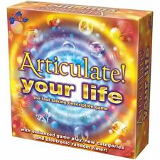 Art Articulate Modern Board & Traditional Games