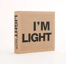I'm Light Mini Drawing Book 2 Lot Sketch Art Scrapbook Notebook Planner Journal