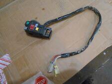 ARCTIC CAT 700 2010 10 H1 EFI atv left handlebar switch control light start
