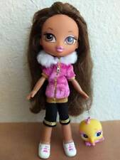 Girlz Girl Bratz Kidz Kid World Families Yasmin Doll Original Clothes Shoes Rare