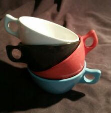 Set of 4  Vintage Branchell Melmac cups