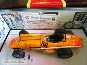 1:18 Carousel 1, Watson Roadster, #86 Johnny Rutherford, 1964 Indianapolis 500