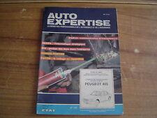 REVUE TECHNIQUE auto expertise PEUGEOT 405 4 portes essence et diesel