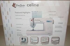 New Eversewn WALH73A Celine 197 Stitch Computerized Sewing and Quilting Machine