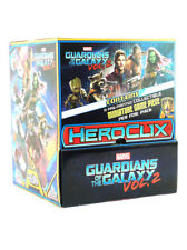 Marvel Heroclix Guardians Of The Galaxy Vol.2 Gravity Feed 24 Sealed Figures New