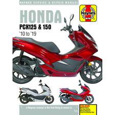 Honda PCX125 Haynes Manual 2012-19 PCX150 Workshop Manual