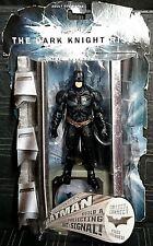 "Batman The Dark Knight Rises BATMAN Movie Masters DC/Bale 6"" Figure New!"