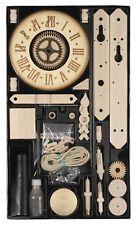 Eble -Bausatz / Kit Langpendel Holzräderuhr- 1/50 Mechanische Skelettuhr mit Hol