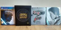 STAR WARS JEDI: FALLEN ORDER DELUXE COLLECTORS BOX EDITION | NEW