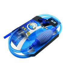 2.5M Aquarium Vacuum Cleaner Manual Water Changer Aquarium Fish Tank Cleaning