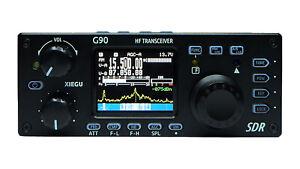 Xiegu G90 HF Ham Radio 20W Transceiver AM / FM / SSB / CW  with ATU - UK STOCK