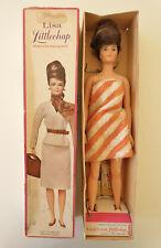 Lisa Littlechap - Mint-In-Box - Remco - 1964