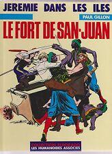 GILLON. Le fort de San-Juan. Jeremie. EO 1980