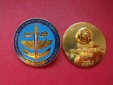 N°13 insigne militaire pucelle armée FNAMC fédération des anciens militaires
