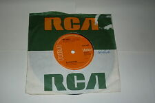 "THE SWEET - BlockBuster! - 1973 UK orange RCA Victor label 2-track 7"" single"