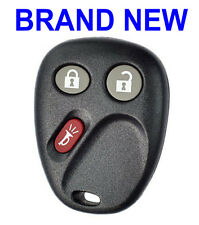 HUMMER H2 CADILLAC ESCALADE KEYLESS ENTRY REMOTE FOB OEM 100% GENUINE + KEY RING