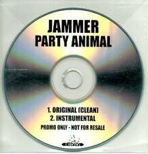 (AB442) Jammer, Party Animal - DJ CD