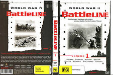 Battleline:World War 11-Vol 1-1963-TV Series USA Documentary-DVD