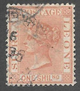 Sierra Leone (1883) - Scott # 31,   Used