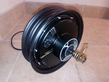 Brand New 72V 1000W Electric Motorcycle Motor 10',