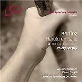 Berlioz: Harold en Italie / La Mort de Cleopatre - CD