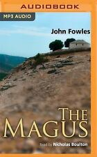 The Magus by John Fowles (2016, MP3 CD, Unabridged)
