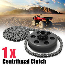 3/4'' Centrifugal Clutch 12 Tooth #35 Chain Screw Sets Minibike Go Kart 6.5HP AU