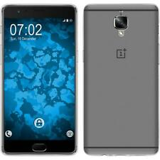 Silicone Case for OnePlus OnePlus 3T Slimcase transparent + protective foils