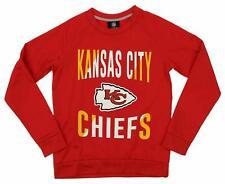 Outerstuff NFL Youth/Kids Kansas City Chiefs Performance Fleece Sweatshirt