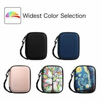 Hard Drive Case Shockproof Carring Case Bag for Western Digital WD My Passport