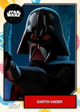 Topps Star Wars Card Trader 2019 Base Wave 2 REBELLION Darth Vader [DIGITAL] 3cc