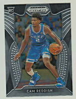 2019-20 Panini Prizm Draft Picks CAM REDDISH RC Rookie Atlanta Hawks 1st Round