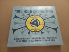 V/A * COME AND GET IT ~ THE HERALD RECORDS STORY * 3 X CD DIGIPAK NEW DOO WOP