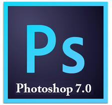 Adobe Photoshop 7 Editing Software For Windows Complete Version Fast Shipping