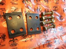 Alfa Romeo GTV Spider Rear Axel Strap Plate with 4 Bolts