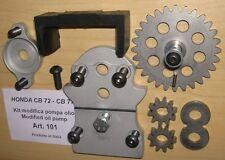 Honda CB72 CB77 Honda Superhawk Cappellini #101- 6mm oil pump modification kit