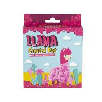 Grow Your Own Llama Crystal Pet Growing Kit Glittering Pet Growing Starter