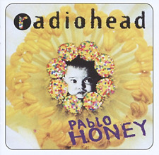 Radiohead-Pablo Honey (180g) VINYL LP NEW