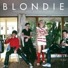 """BLONDIE """"GREATEST HITS: SOUND AND VISION"""" 2 CD NEW!"""