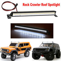 Roof Spotlight LED Light Bar Lamp for TRAXXAS TRX4 D90 SCX10 ii GEN8 RC Crawler